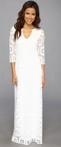 Beach Wedding Lilly Pullitzer White Caftan Dress