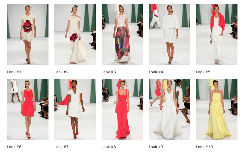 Trends to Try: New York FashionWeek