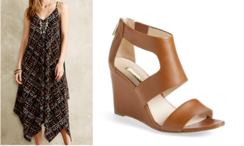 Anthropologie, $178; Louise et Cie courtesy of Nordstrom, $129