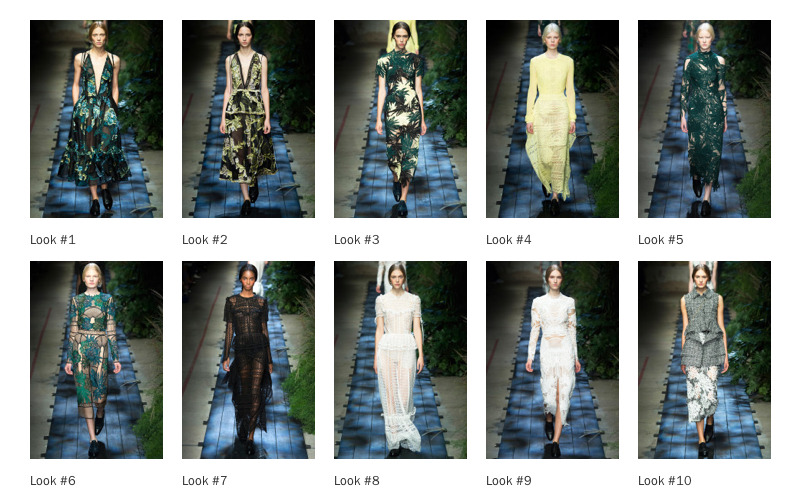 Trends to Try: London FashionWeek